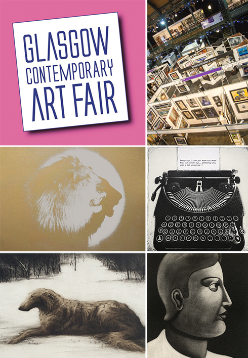 Glasgow Contemporary Art Fair 2017