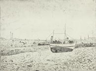 Fishing Boats at Loguivy